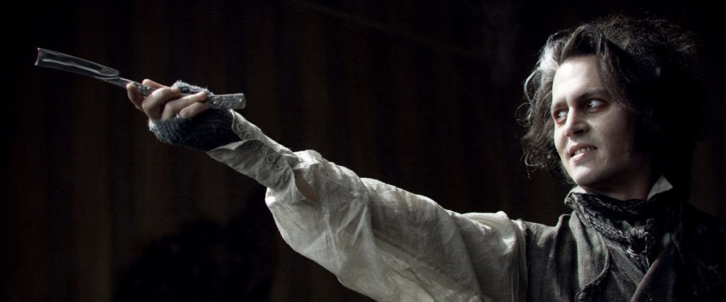 Sweeney Todd: The Demon Barber of Fleet Street title image