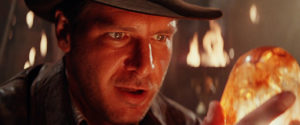 Indiana Jones and the Temple of Doom title image