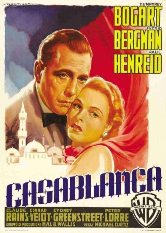 Casablanca film analysis essay