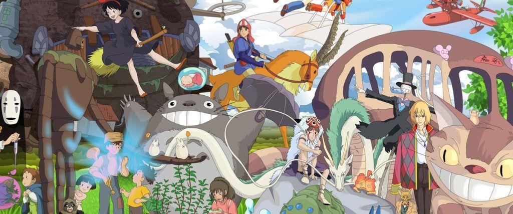 Hayao Miyazaki: Emperor of Animation title image