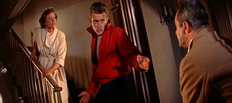 an analysis of rebel without a cause Mise en scene within rebel without a cause the colour red is a significant  element featured within nicholas ray's teen-rebellion classic rebel without a  cause indeed this colour is  psycho scene analysis video link:.