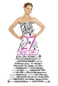 27 dresses movie poster