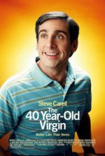 40 year old virgin movie poster