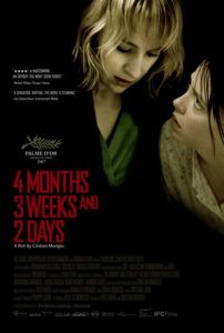 4 months 3 weeks and 2 days movie poster