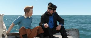 adventures of tintin still