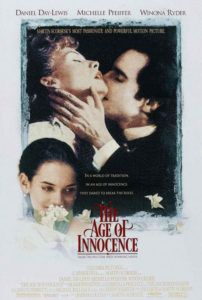 age of innocence movie poster