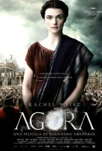 agora movie poster