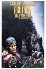 aguirre the wrath of god movie poster