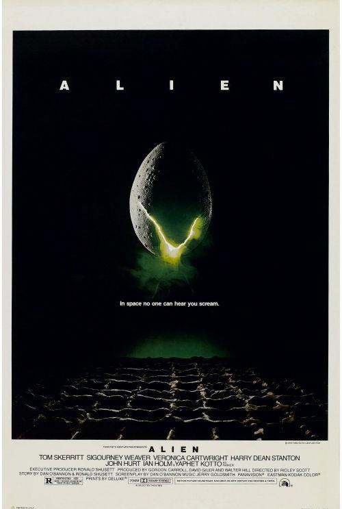 alien 1979 cinematography
