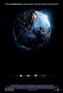 alien vs predator requiem movie poster