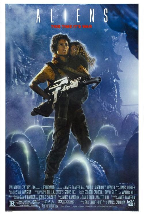 Aliens (1986) – Deep Focus Review – Movie Reviews, Critical Essays ...