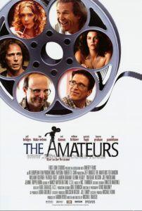 amateurs movie poster