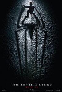amazing spider-man movie poster