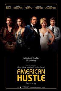 american hustle movie poster