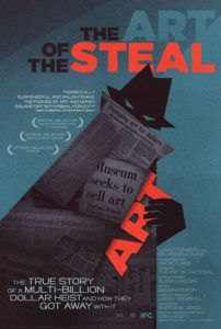 art of the steal movie poster