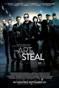 art of the steal 2014 movie poster