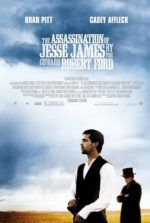 assassination of jesse james by the coward robert ford movie poster