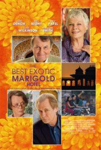 best exotic marigold hotel movie