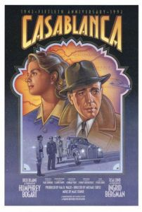 casablanca critique essay Simply put, it is the story of rick blaine (humphrey bogart), a world-weary ex-freedom fighter who runs a nightclub in casablanca during the early part of wwii.