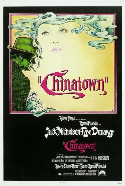 chinatown movie foreshadowing
