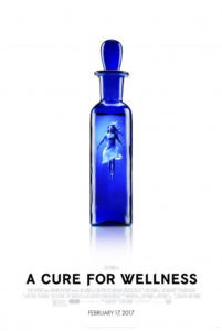 cure for wellness poster