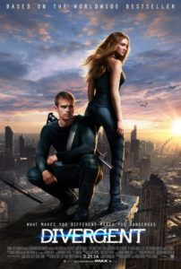 divergent movie review essay