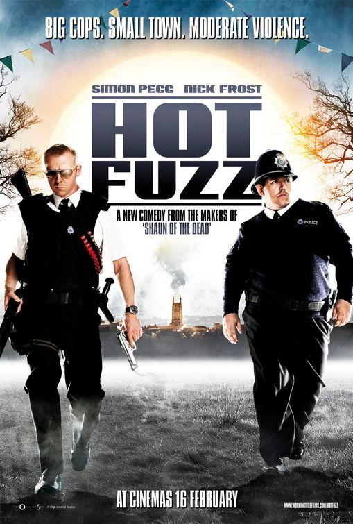 hot fuzz runtime