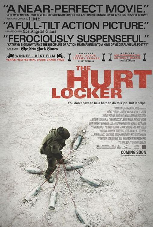 an analysis of the movie the hurt locker