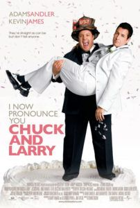 I Now Pronouce You Chuck and Larry