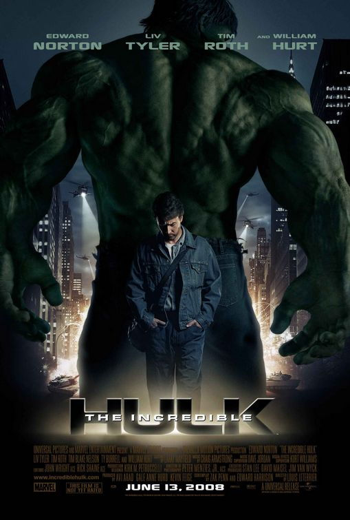 The Incredible Hulk (2008) - Watch online full movie