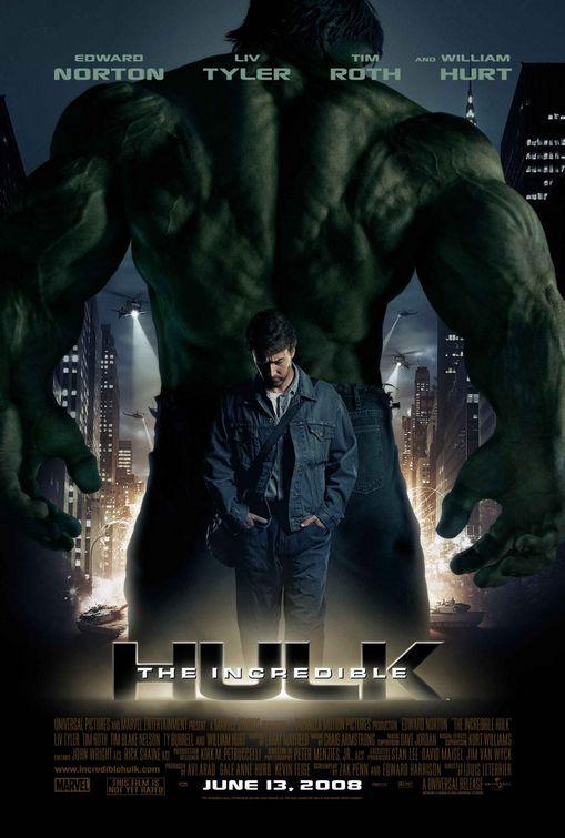 The Incredible Hulk (2008) - Watch online full movie