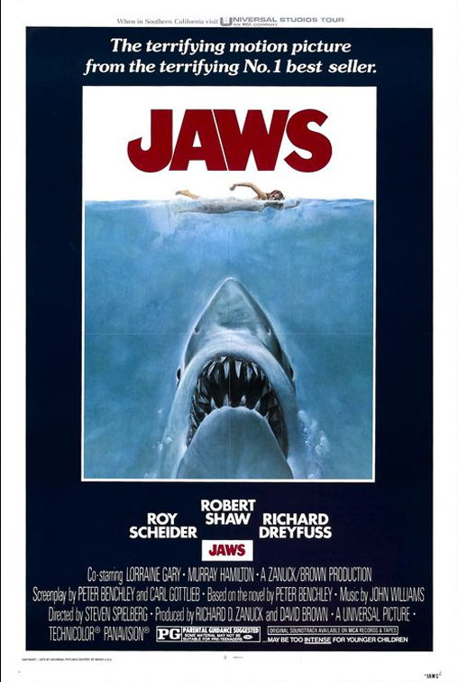 04161b3a8ccd62 Jaws (1975) – Deep Focus Review – Movie Reviews