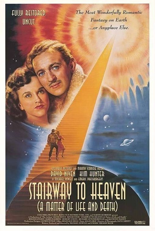 Image result for a matter of life and death 1946