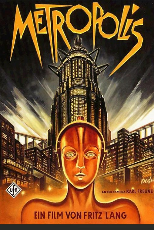 Metropolis (1927) – Deep Focus Review – Movie Reviews, Critical ...
