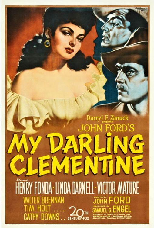 an analysis of my darling clementine
