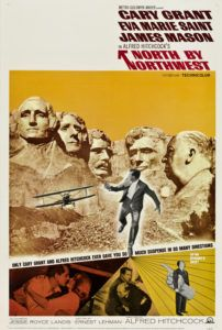 north by northwest analysis Setting and location- start off with the setting of the north by northwest film is located on the side on an office building the camera angle actually makes the credits look so revealing in.