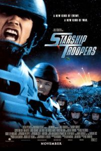 starship troopers essays Starship troopers by robert heinlein essay sample pages: 5 starship troopers ace publication sorry, but a and b essays are only available for premium users.