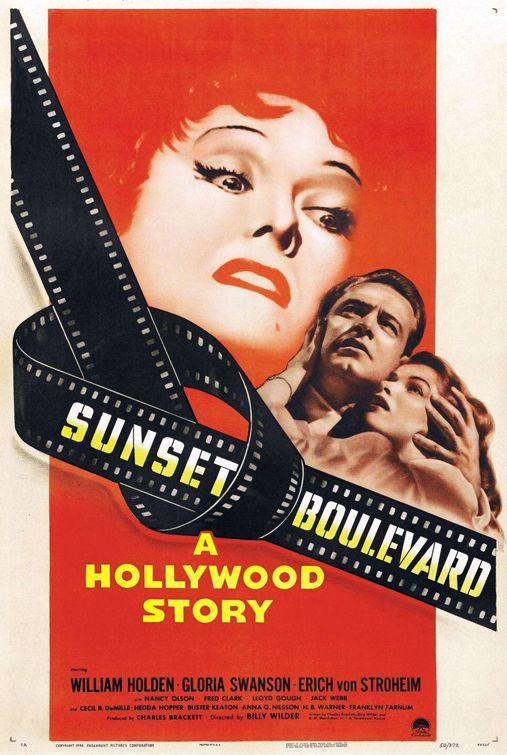 Sunset Blvd 1950 Deep Focus Review Movie Reviews