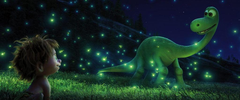 The Good Dinosaur title image