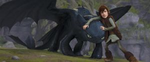 How to Train Your Dragon title image