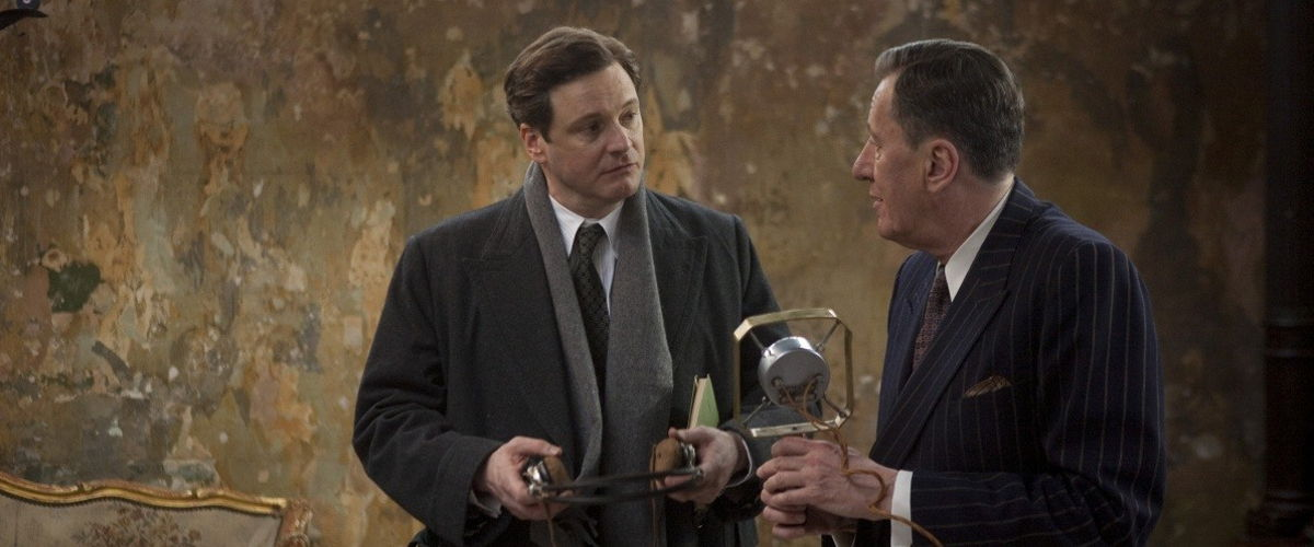 the kings speech film essay The kings speech is deserving of all the awards it received because it is a great movie the historical content is accurately portrayed through flawless a good film is able to make the audience think and feel alongside the characters on the screen the kings speech definitely does this through great.