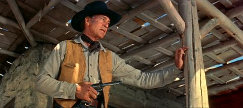 an analysis of the enigma westerner character in western genre film Third textual analysis of being an old western short film the characters included are the time period even if the genre of film is.