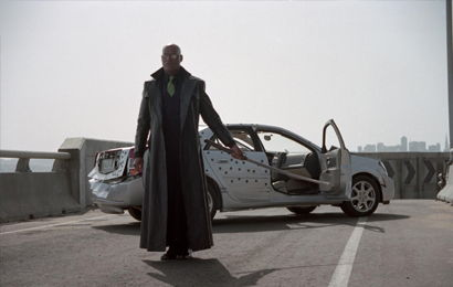 an analysis of the illusion of realism in the film the matrix The matrix as metaphysics  [this paper was originally written for the philosophy section of the official the matrix website  at the beginning of the film,.