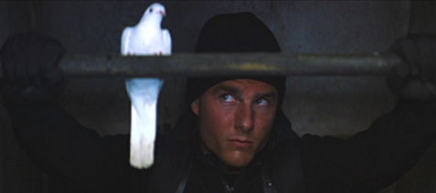 analysis of the film the mission It's not a great film, but it looks beautiful, is well-acted (jeremy irons is excellent  as the passive senior missionary, robert de niro as a reformed mercenery and.