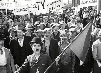 Charlie Chaplin's Modern Times Movie Analysis