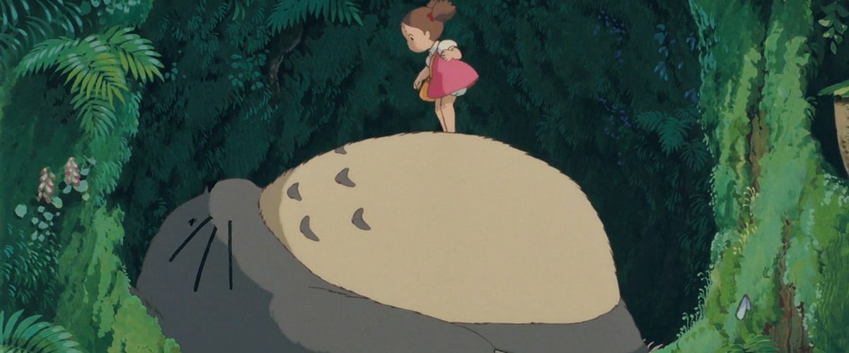 my neighbour totoro film history essay essay 'my neighbour totoro' is the latest in a continuing series of essays that will focus on outstanding and overlooked animation, as well as blind spots.