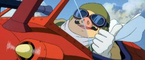 Porco Rosso title image