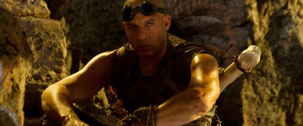 Riddick title image