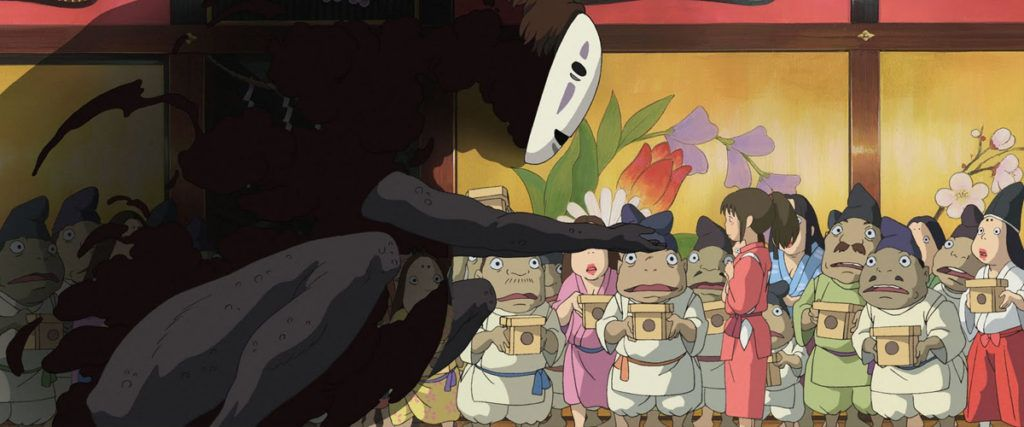 spirited away review Hayao miyazaki's spirited away not only is one of the best movies of the year, it is without doubt the most beautiful and beautifully realized one as well.