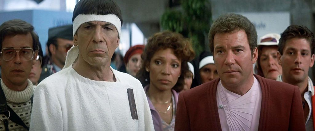 Star Trek IV: The Voyage Home title image